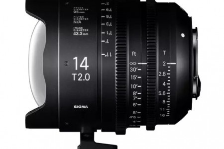 适马发布新款14mm T2和135mm T2电影镜头