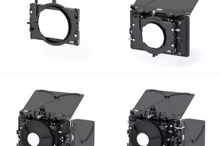 ARRI新款轻型遮光斗LMB 4x5 New Lightweight Matte Box