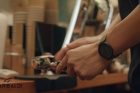 上海录睿用URSA Mini 4.6K完成Garibaldi Watches广告摄制