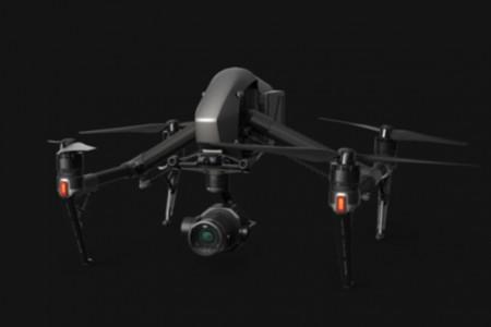 影像新高度,大疆禅思X7云台相机