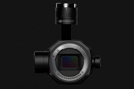 大疆全新Zenmuse X7云台相机:更接近电影级画质
