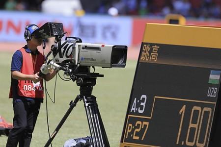 佳能(中国)与TVLB锐驰转播达成4K合作 加持中超联赛转播