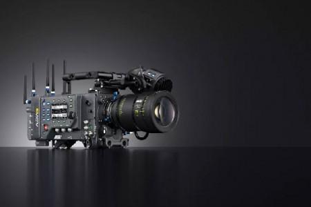 ARRI发布大画幅摄影机系统