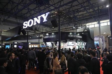 黑科技再次来袭,索尼携旗下产品线重磅亮相CCBN2018
