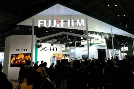 【CP+2018】富士展台直击 新品X-H1闪亮登场