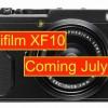 富士将于7月19日发布新款XF10相机