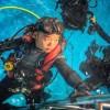 如果在水下操纵摄影机,你能有多少把握?