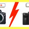 谁能抢下视频机王?佳能EOS R 与 索尼A7III 录影比较