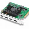 Blackmagic Design发布四通道采集卡DeckLink Quad HDMI Recorder