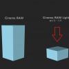 干货   如何在Avid Media Composer剪辑Cinema RAW Light素材?