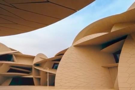 卡塔尔国家博物馆:沉浸式展馆幕后揭秘
