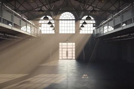 如何为白天室内场景拍好曝光恰当的窗户