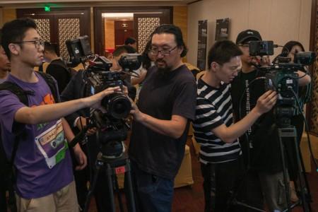 """""""帧质卓现""""  索尼CineAltaV数字电影摄影机最新进展技术交流分享会在沪举办"""