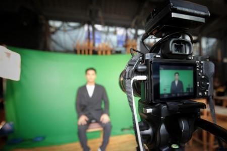 拍摄采访视频的布置建议