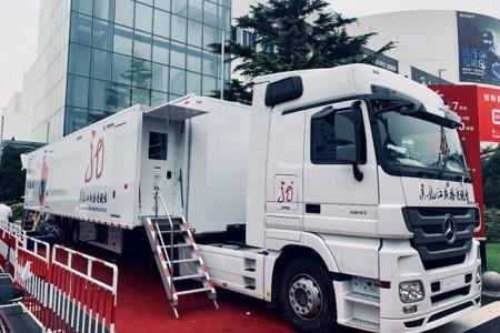 超高清4K转播车落户冰雪名城,黑龙江广播电视台实现跨越性发展