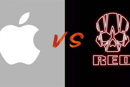 苹果与RED竟然开怼了,REDCODE RAW专利受到苹果挑战
