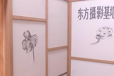 赤峰福兴东方精品酒店实景棚布光设计