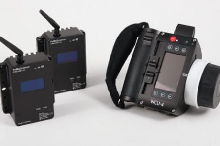 虽然不是摄影机,但ARRI的新无线控制系统ERM-2400 LCS仍然值得关注