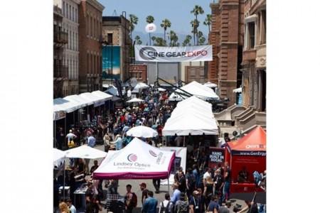 Cine Gear Expo 2020洛杉矶展会延期到10月举办!