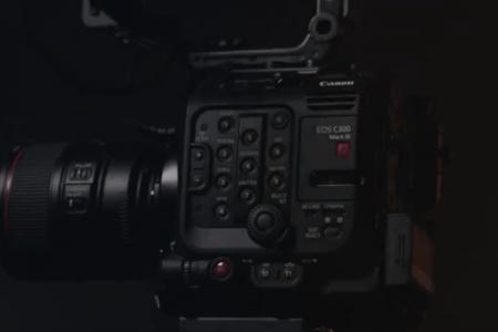 C300 Mark III香吗?