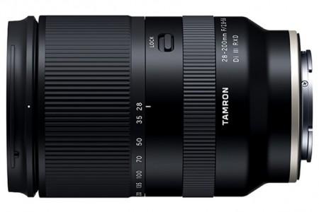 高性价比又一神器!腾龙推出全画幅索尼E卡口28-200mm变焦镜头