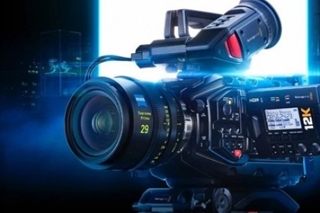 12K 60P RAW怪兽来了,BlackMagic Design发布URSA Mini Pro 12K摄影机