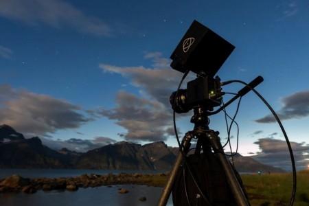 ISO神机ME20F-SH摄影机的另一部大作