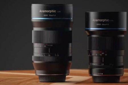 Sirui又推出一款35mm f/1.8 1.33X变形镜头