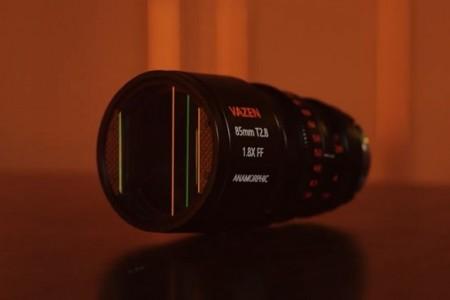 Vazen带来全画幅85mm T2.8 1.8X变宽镜头