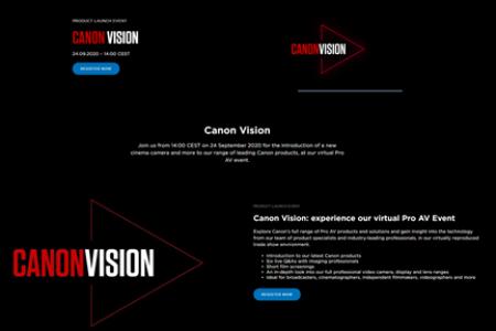 EOS C70?佳能将于9月24日发布新的EOS Cinema Camera摄影机