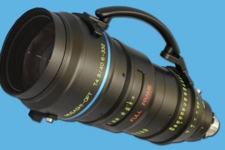 Takumi 40.6-332mm T4.8,又一个大变焦电影镜头