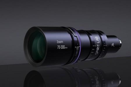 """国产电影镜头Spirit Lab再出新品,70-300mm T3.2""""飒""""来了"""