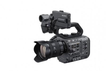 索尼正式发布全画幅电影摄影机FX6及全画幅电影镜头FE C16-35mmT3.1 G
