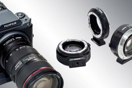 全画幅镜头转中画幅机身,Metabones带来了这样的转接环