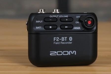 Zoom推出F2超小型录音机