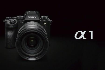 8K视频拍摄:索尼发布微单旗舰Alpha 1