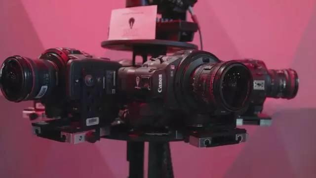 12K的原力 | 使用EOS C300 Mark II打造全景视频拍摄系统