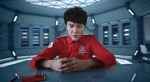 """高夫""""三体""""系列广告采用URSA Mini 4.6K拍摄"""