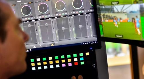 曼城足球俱乐部为学院球场安装Blackmagic Design产品
