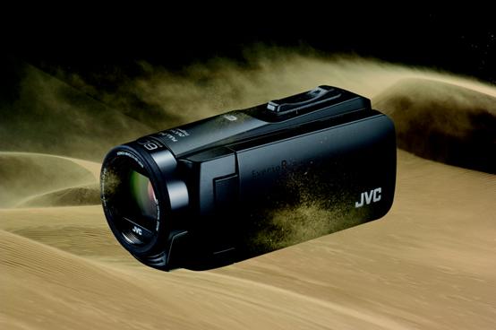 你的旅行摄像师 JVC EverioR