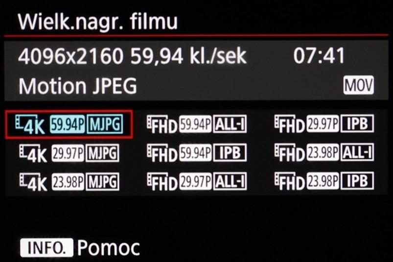佳能EOS-1D X Mark II的Motion JPEG编码能强大到什么地步?