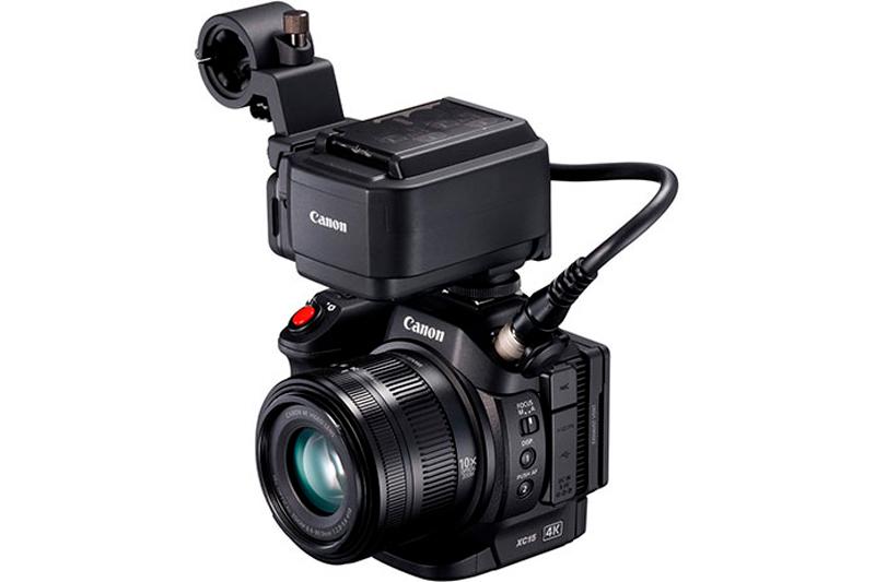 传佳能新款XC20摄像机部分规格曝光