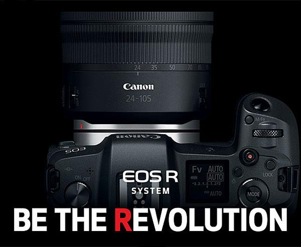 佳能表示8K版EOS R相机已进入产品路线图