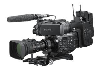 索尼开发出FS7和 FS7M2肩扛式套装、B4镜头E卡口安装适配器进一步提升摄录一体机性能