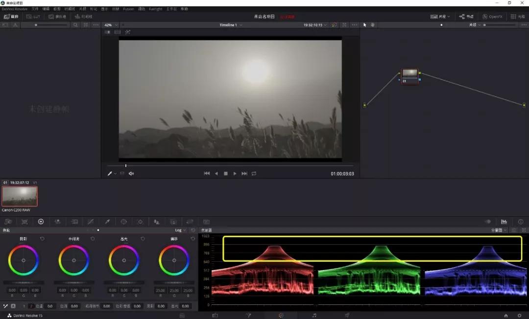 揭秘DIT | 电影《欢迎光临》采用EOS C200文件格式与素材管理技巧(前篇)
