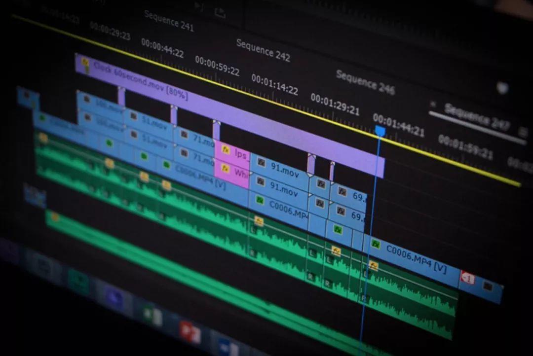 交付剪辑作品的五个质量控制建议