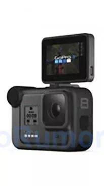GoPro HERO8、GoPro MAX双发谍照,4K 120p即将来到?
