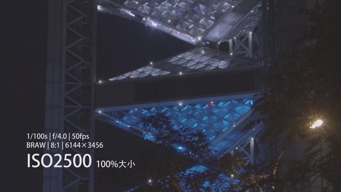 【有直播】BMPCC 6K的双原生ISO究竟如何?来看看实拍素材与解读