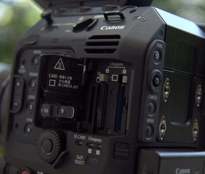 多图来袭,全方位带你看佳能新摄影机C500 Mark II