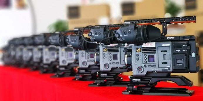 CineAltaV百台订单开始交货  首批10台成功交付北京创影社